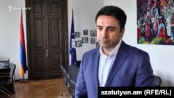 Ermənistan-Alen Simonian