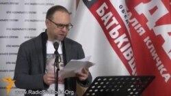 За побиття Тані Чорновол відповідальність персонально несе Віктор Янукович – Тимошенко