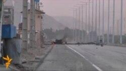 Атака на аэропорт Кабула