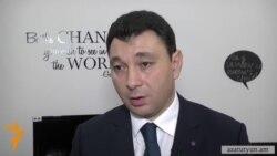 Շարմազանով. «Րաֆֆի Հովհաննիսյանը հովհարային անջատումով քաղաքական գործիչ է»