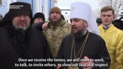 Ukraine Church Head: We Need To Build 'Our Future Together'