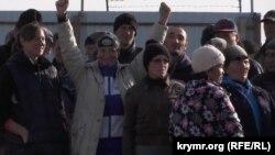 Відкриття артезіанської свердловини у селі Правда, Первомайського району, Крим, осінь 2019 року