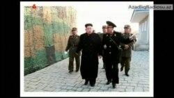 Şimali Koreyanın lideri hərbi təlimlərə şəxsən rəhbərlik edir