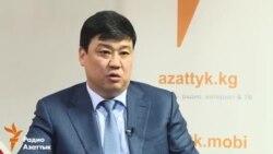 Торобаев: Мы с Канатом Исаевым не торговались