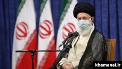 د ایران رهبر ایتالله علي خامنهاي