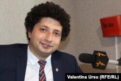 Deputatul PAS Radu Marian, Chișinău, 15 septembrie 2020