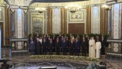 Putin, Xi, Rohani Attend CICA Summit In Tajikistan
