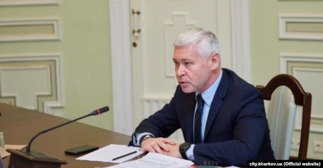 Заступник міського голови Харкова Ігор Терехов