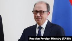 ارا ایوازیان وزیرخارجه ارمنستان که روز گذشته از کارش کنارهگیری کرد.