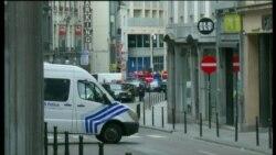 В Брюсселе окружили предполагаемого смертника с бомбой