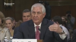 Tillerson: Russian 'Illegal' Actions In Ukraine Required More Forceful Response