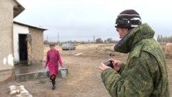 Жители неблагоустроенного пригорода Бишкека снимают короткометражки о своей жизни