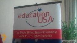 Երեւանում անցկացվեց EducationUSA կրթական ցուցահանդեսը