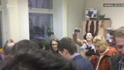 Ксения Собчак подала в исполком Казани уведомление о проведении пикета