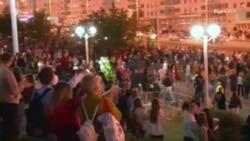 «Іди геть!» лунає п'яту добу протестів у Білорусі – відео