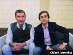 Ботир Раҳимов ва Ойбек Турсунов