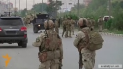 Աֆղանստանի խորհրդարանի վրա հարձակված զինյալները սպանվել են