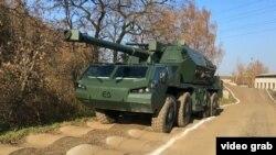 Чешская гаубица Dana-М2