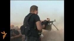 Iraqi Troops Battle ISIL Militants Near Baquba