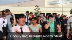 «Вярніце майго бацьку!» Як узбэкістанцы разьвітваліся з Ісламам Карымавым