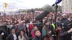 Митинг на Болотной: Геннадий Гудков