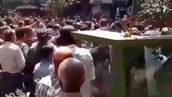 اعترارضهای گسترده در ایران