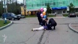 В Хабаровске избит ЛГБТ-активист Александр Ермошкин