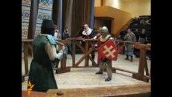 У Гародні — рыцарскі турнір