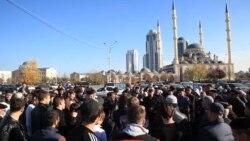 Адвокатана Мусаев Мурадана гIортор еш митинг хилла Соьлж-ГIалахь
