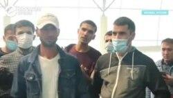 Трудовые мигранты из Таджикистана не могут улететь на родину