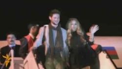 Eurovision 2011 Winners Return To Baku
