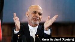 Ашраф Гани, бывший президент Афганистана.
