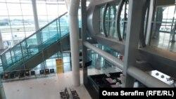Romania - Otopeni airport coronavirus