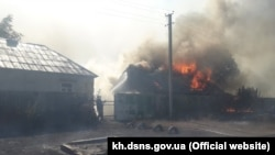 Унаслідок пожежі знищено 22 житлових будинки, відселено 33 людини, через отруєння продуктами горіння по медичну допомогу звернувся один постраждалий