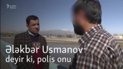 Tacikistanda saqqal problemi...