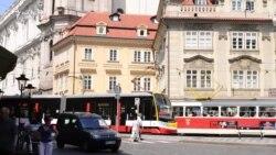 Transportul în comun, se poate și așa! (Praga)