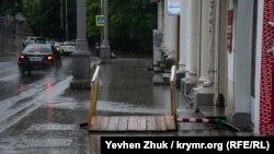 У Криму в неділю очікуються дощі