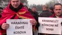 Kosovo i Makedonija: Skupovi podrške Haradinaju