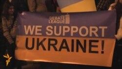 Грузини підтримують Євромайдан