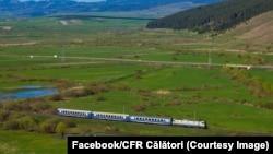 Tren al CFR Călători