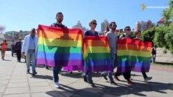 Під час «Маршу рівності» у Києві не обійшлось без крові