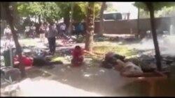 Turska: Napad u gradu Suruč