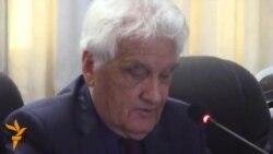 Ҷашни 130-солагии академик Александр Семёнов
