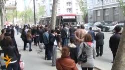 Mitinq öncəsi avtobuslar niyə işləmir?