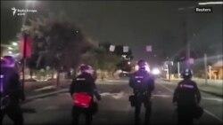 Dy policë të plagosur gjatë protestës për Breonna Taylor