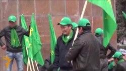 «Світ у відео»: Киргизстаном пройшла хвиля антиурядових протестів
