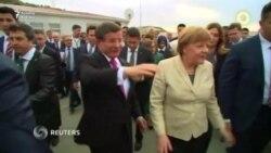 Merkel 6-cı dəfə 1-ci qadın oldu
