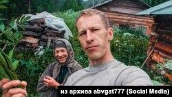 Красноярский блогер abvgat777 и отшельница Агафья Лыкова