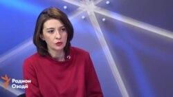 Наталия Антелава: Бо вуҷуди мушкилӣ журналист бояд корашро давом диҳад!