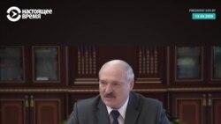 """Лукашенко утверждает, что в Беларуси """"ни один человек не умер от коронавируса"""""""